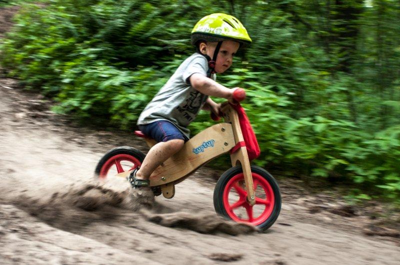 Zwycięzca konkursu Rowerowy świat dziecka 2012!