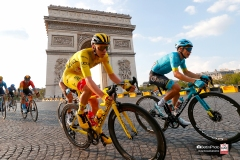 Tour de France 2020 - 107th Edition - 21th stage Mantes-la-Jolie - Paris 122 km - 20/09/2020 - Tadej Pogacar (SLO - UAE - Team Emirates) - photo Luca Bettini/BettiniPhoto�2020