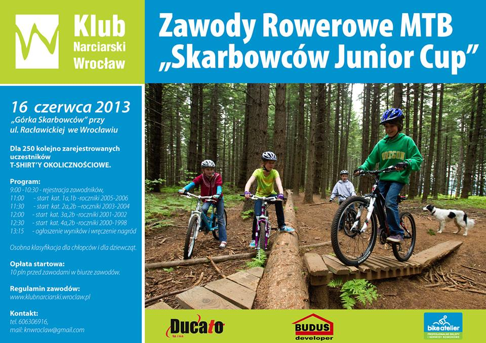 Skarbców Junior Cup