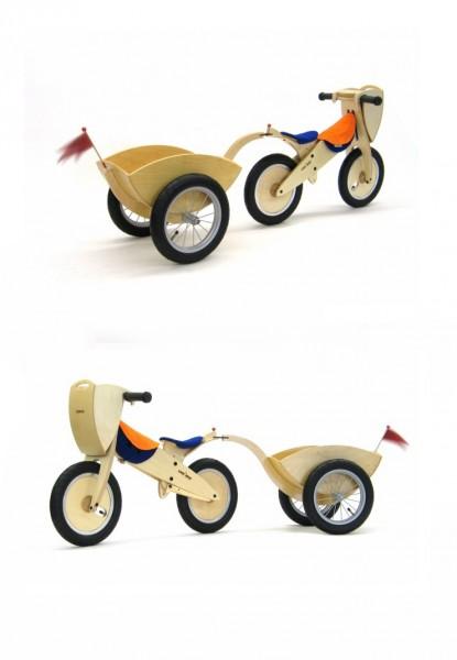 Drewniany zestaw dla dzieci - Valcoobaby