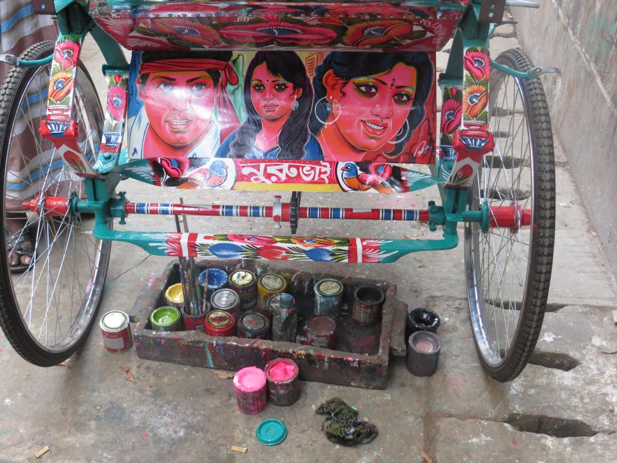 Riksza - Dhaka 4