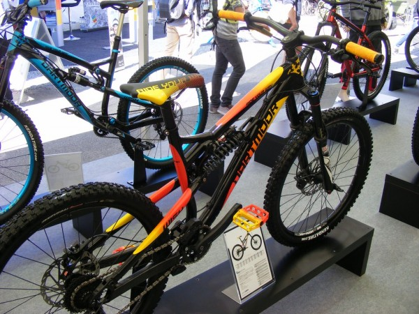 Eurobike2015_Dartmoor_booth_Wish_Bikepark_bike2
