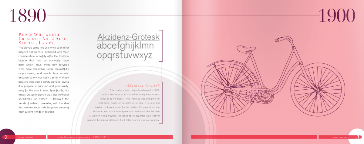 ladies_bicycles_typography_sample