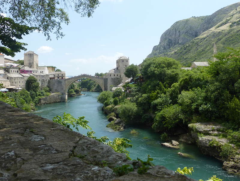 Mostar - fot. M. Kościańska / Magic Suitcase