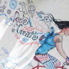Mural - Magda Kościańska, Magic Suitcase