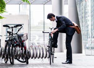 Dzielę się drogą Rowery w wielkim mieście